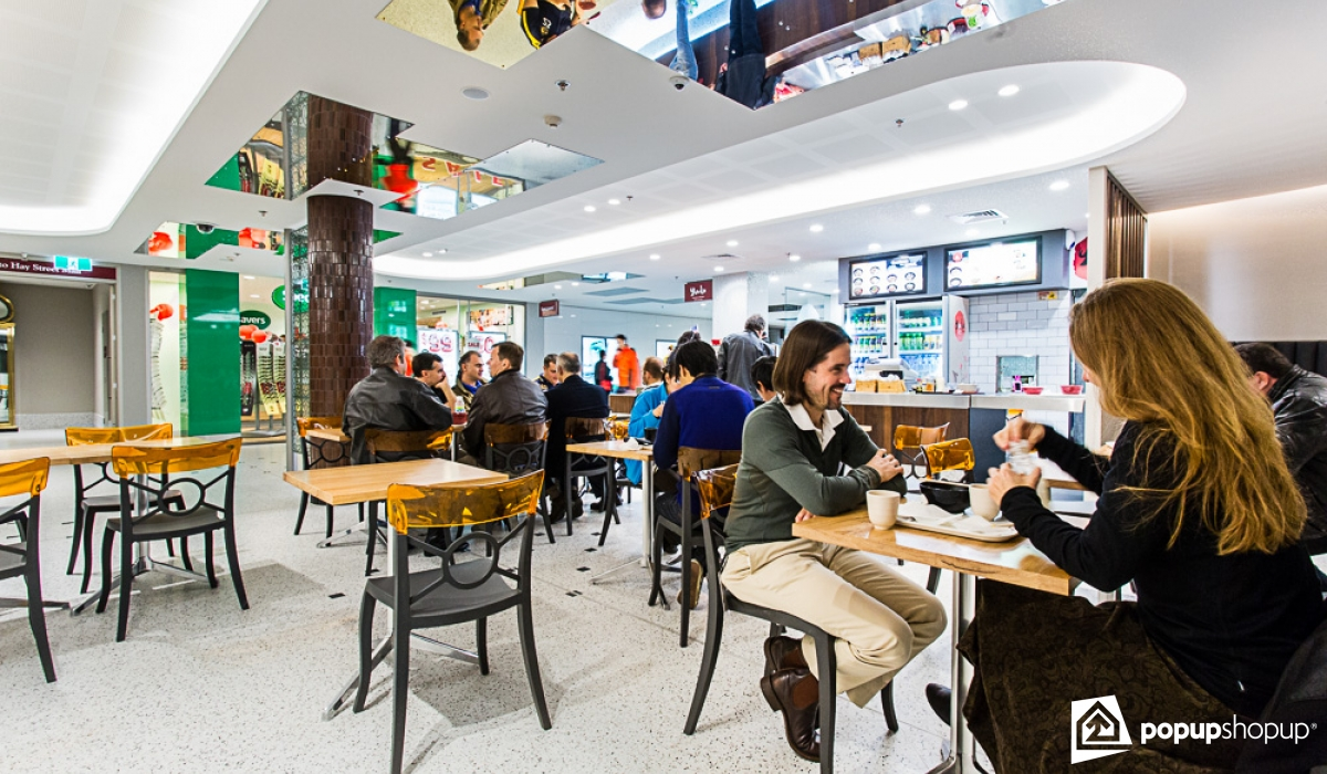 Trinity food court fantastic opportunity st georges for 105 st georges terrace